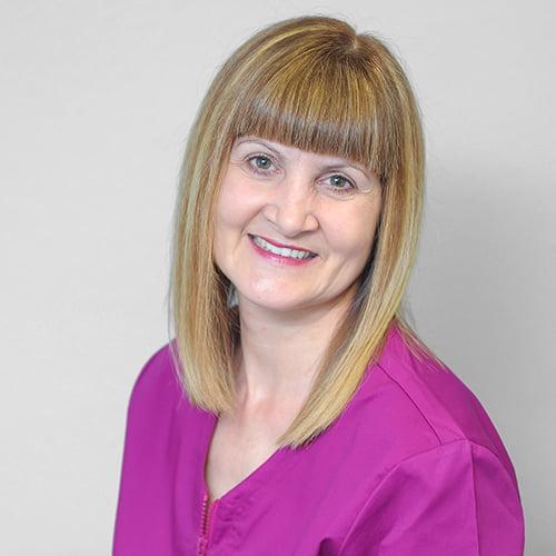 Tanya Barton, dental nurse at Elmet Dental Care