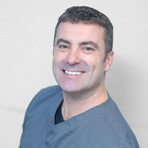 Julian Beamish, dentist at Elmet Dental Care
